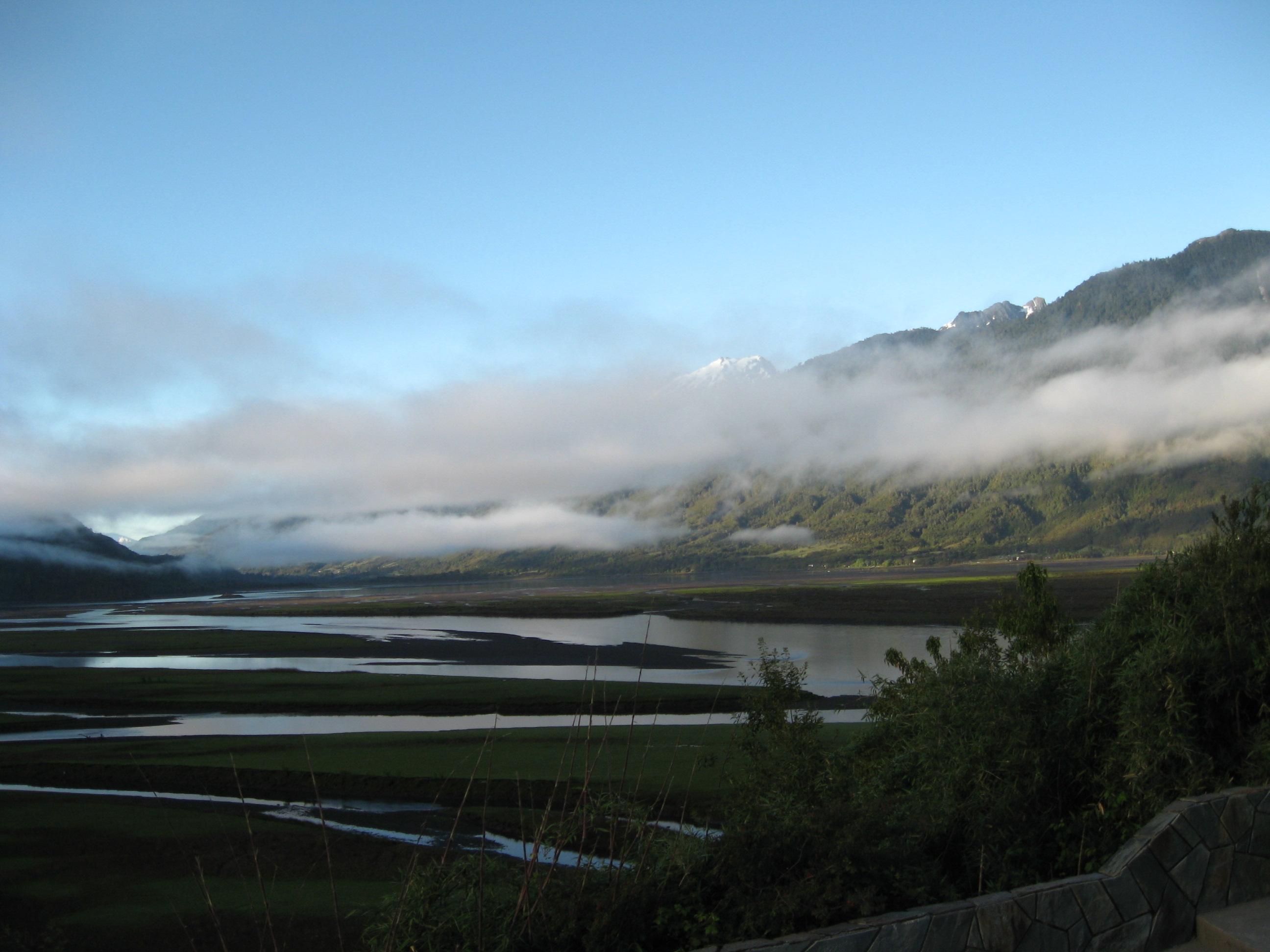 Kayak Fjordo Reloncavi 2