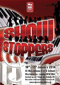 musical youth london show stoppe posters