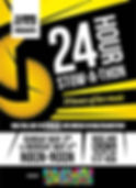 musical youth london 24 hour poster