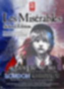 musical youth london les miserables poster