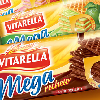 Biscoitos Vitarella