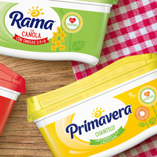 Margarinas Unilever