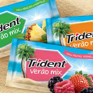 Trident Verão Mix