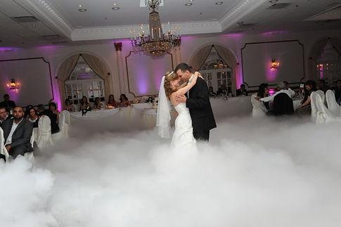 fum greu nunta / fum greu dansul mirilor