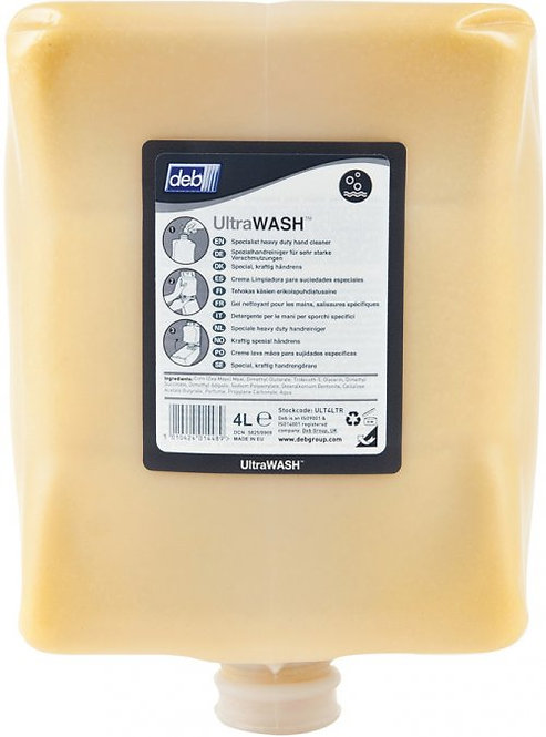 Deb Ultra WASH 4L Cartridge