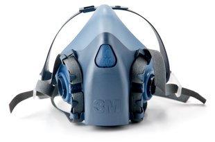 3M 7502 Half Facepiece Respirator, [1 PCS]