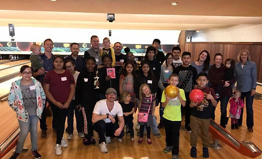 Junior Board Bowling Party