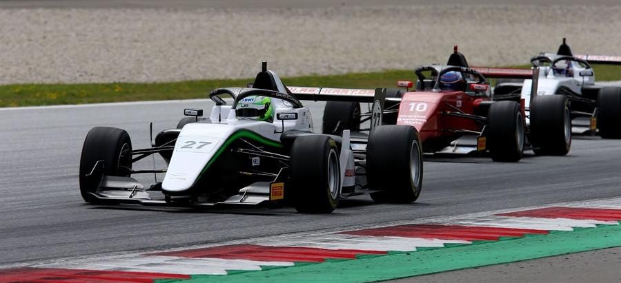 GTE et Gillian Henrion s'engagent en Formule 3 Regional European
