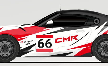Toyota trusts the CMR team to commit to GT4