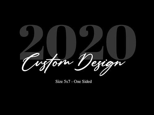 Graduate Custom Design