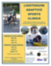 adaptive sports flyer.  All the same info is included in the page text.
