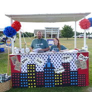 Lighthouse Staff At Welcome Booth