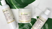Hair Goals: Using Products that Heal, Not Harm
