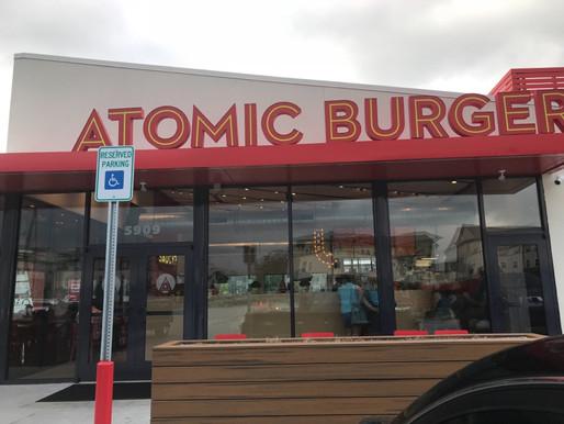 Clean Eats at Atomic Burger