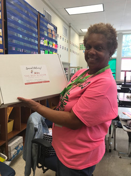 The Red Wagon School Supply Review 1