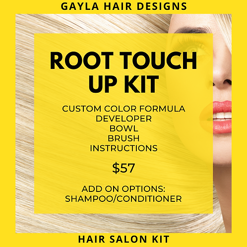 ROOT TOUCH UP KIT
