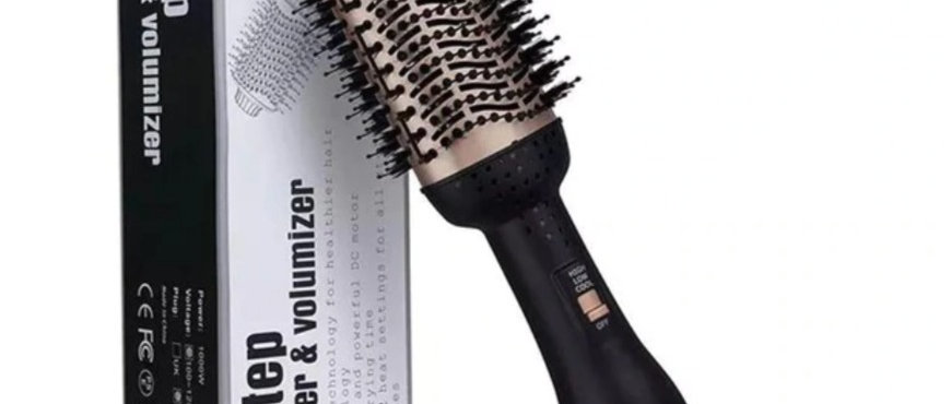 One Step Hair Blow Dryer Brush and Volumizer