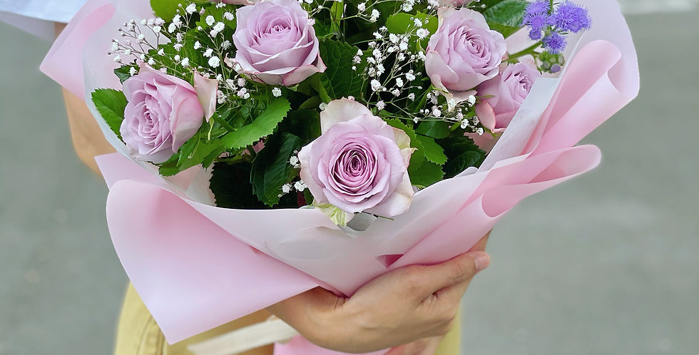 Lullaby Rose Bouquet