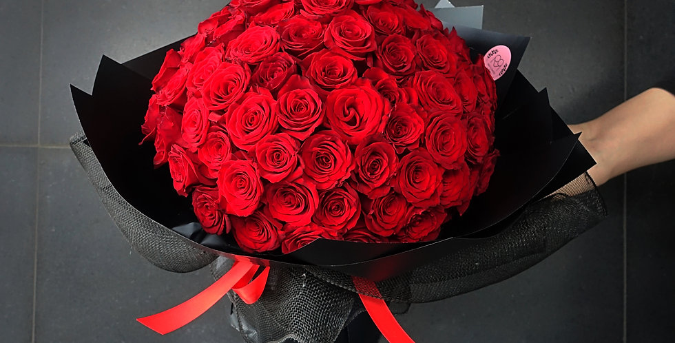 99 Roses Red
