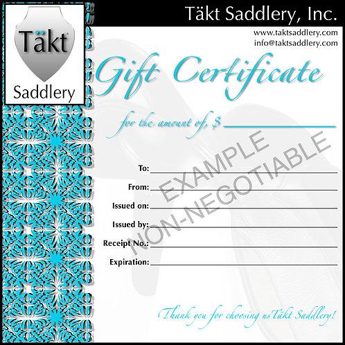 Täkt Gift Certificate