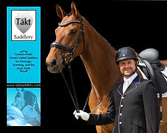 Sponsored Riders:Horses Template - Black