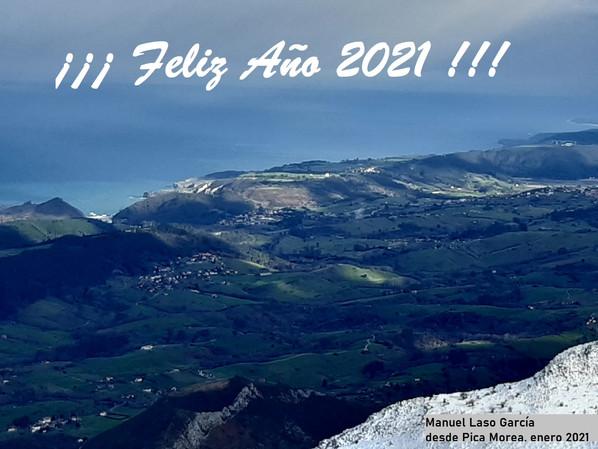 ¡Feliz Año 2021!  ¡Jidu Ñau 2021!