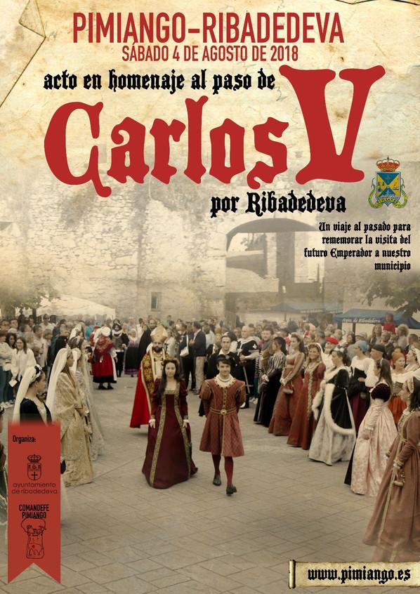 lV Paso de Carlos V - sábado 4 de agosto