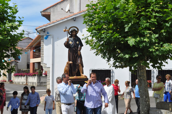 Fiestas de San Roque y La Sacramental. Programa