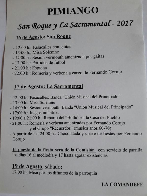 San Roque y La Sacramental
