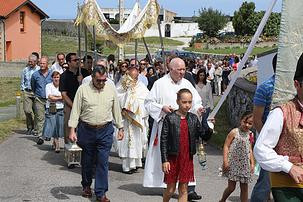 Fotos de San Roque y la Sacramental 2015