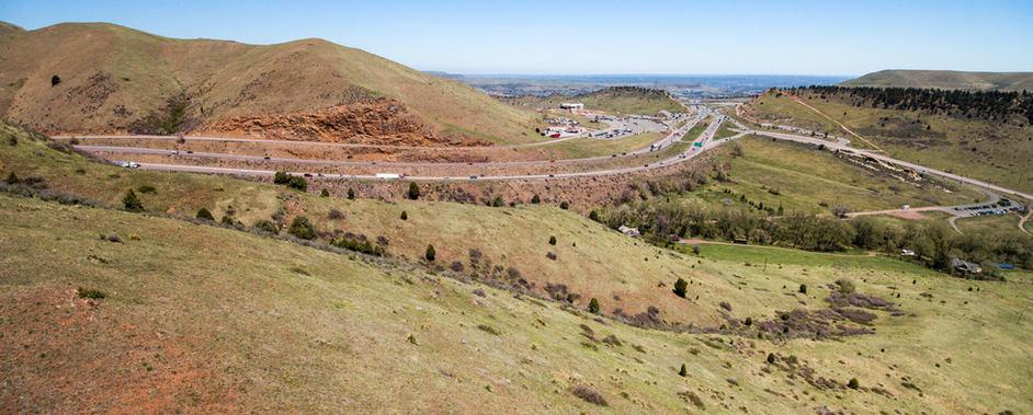 Denver hills