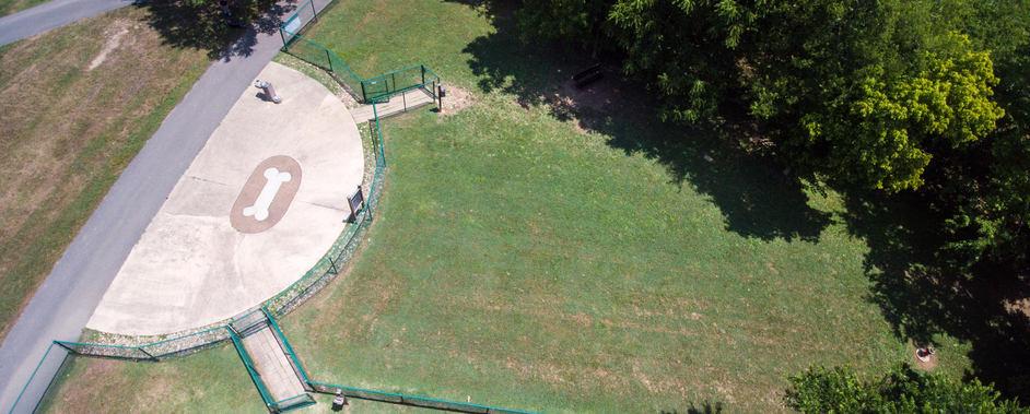 Holston River Park dog park