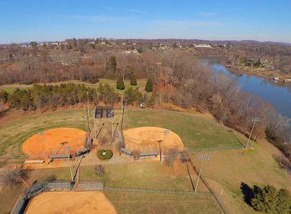 Lakeshore Park - ball fields