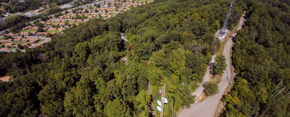 Sharp's Ridge Memorial Park highly technical flying challenge