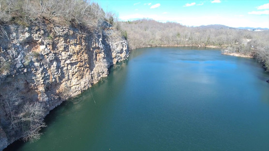 Meads Quarry in South Knoxville