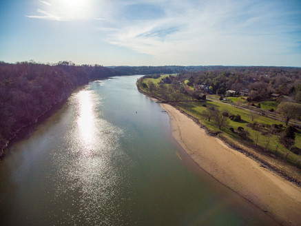 Tennessee River at Sequoyah Park