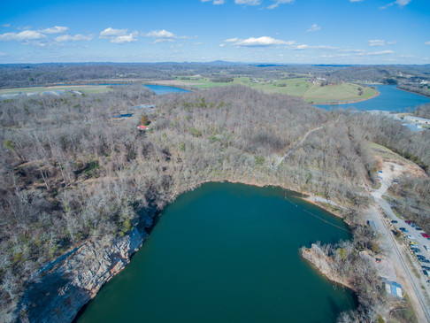 Meads Quarry, South Knoxville