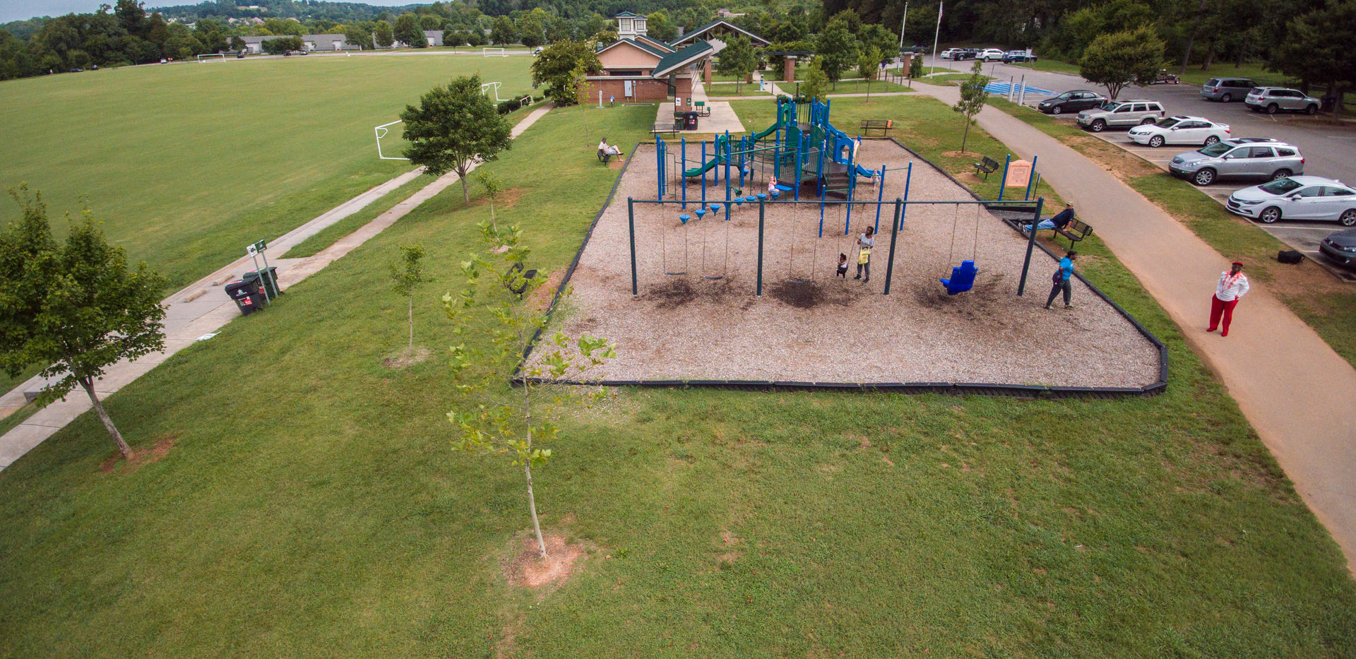 Victor Ashe Park playground