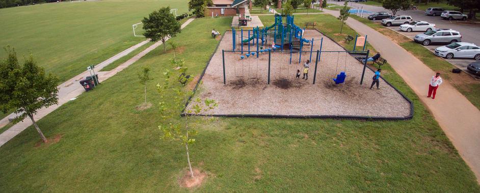 Victor Ashe Park playground