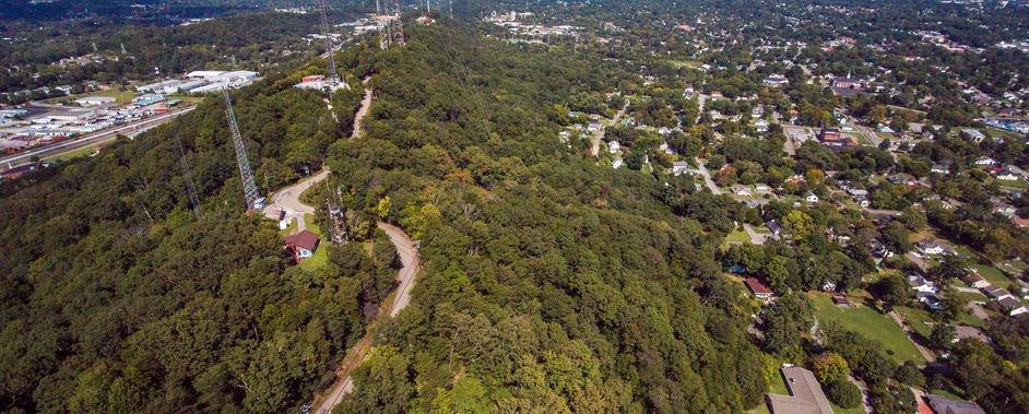 Sharp's Ridge Memorial Park view