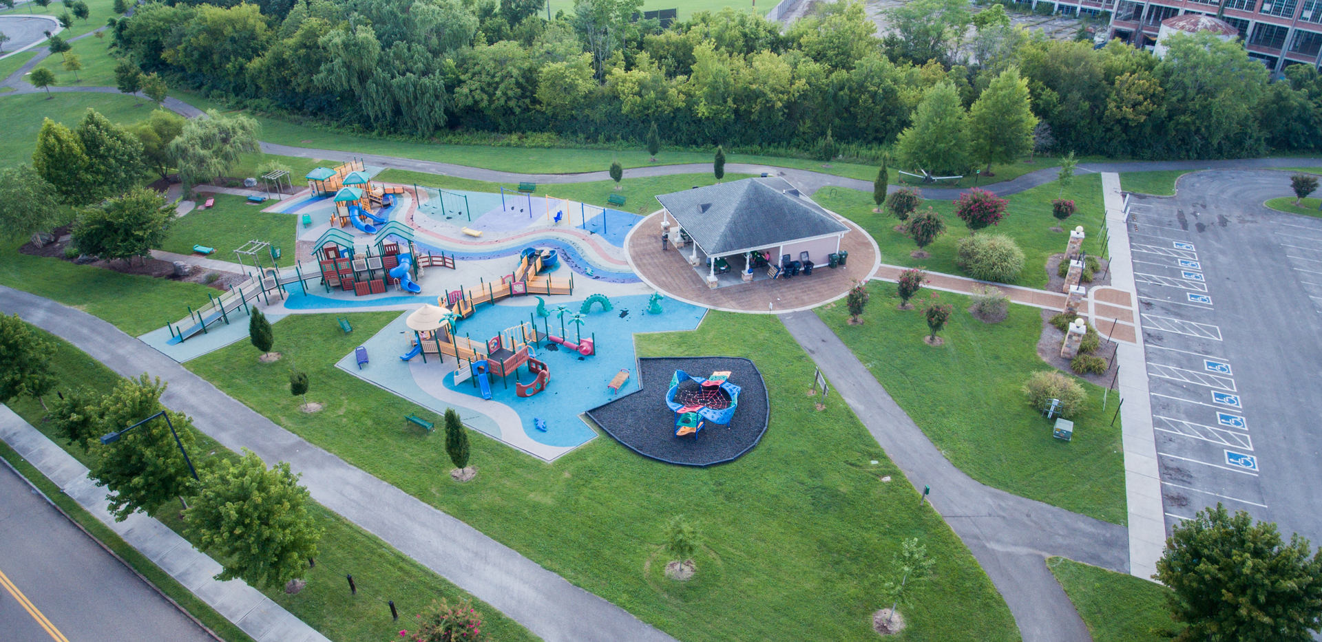 Caswell Park playground