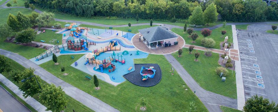 Caswell Park playground