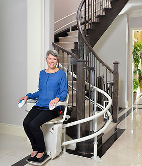 stair lifts, grab bars (permanent or removable)