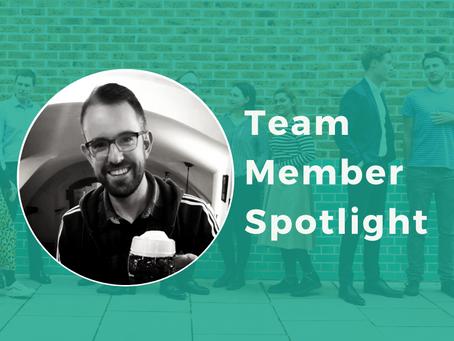 Team Member Spotlight - Phil