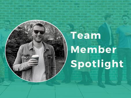 Team Member Spotlight - Zac