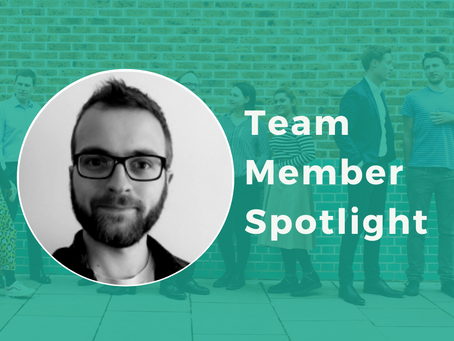 Team Member Spotlight - Harry