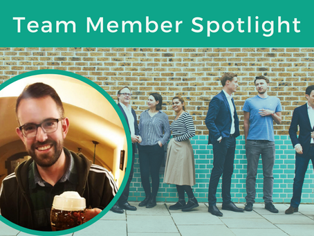 Team Member Spotlight - Phil