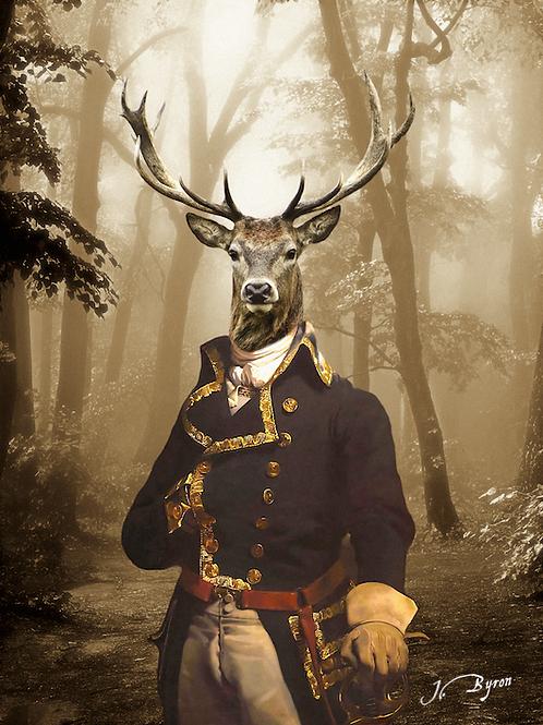 """"""" Victorian Deer """""""