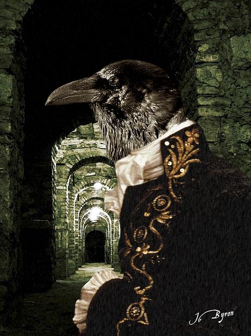 """ Raven Crypt """