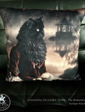 Coussin Velour - DARK Romantic